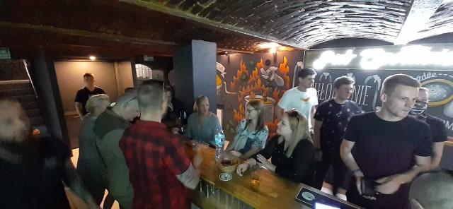 Otwarcie Pubu Spółdzielczego w Rybniku