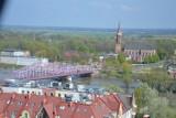 Widok z głogowskiej wieży ratuszowej [FOTO]