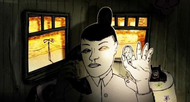 Animacji Mariusza Wilczyńskiego towarzyszy muzyka zespołu Breakout i Tadeusza Nalepy