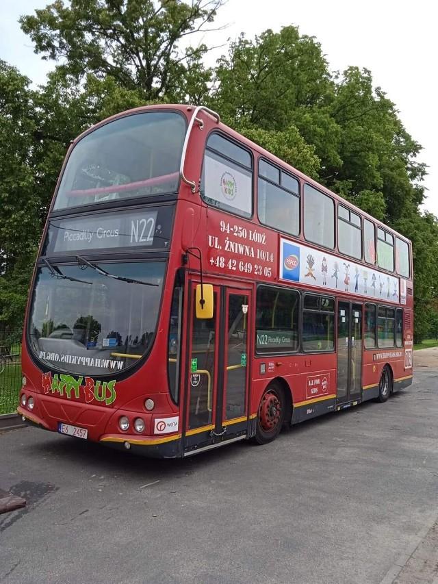 Happy Bus będzie w Zapolicach od soboty