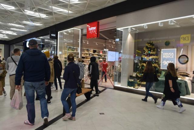 Galerie handlowe i markety będą czynne w niedzielę 6 grudnia
