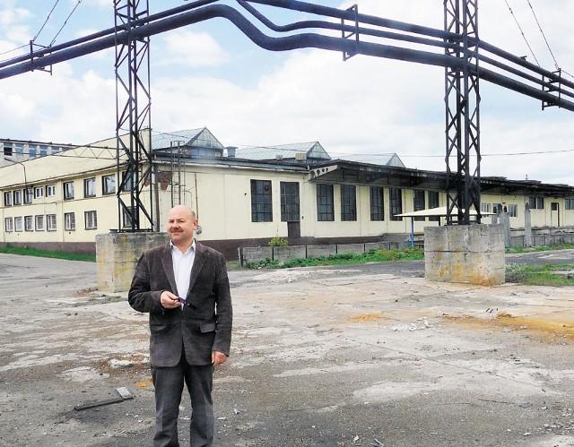 Stanisław Tarkowski z Metalurgii Nieruchomości mówi, że są otwarci na negocjacje