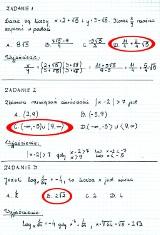 Matura 2014. Test próbny z matematyki [ARKUSZ, ODPOWIEDZI]
