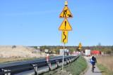 Uwaga. 31 marca zmiana organizacji ruchu na DK nr 5 w rejonie Rynarzewa [zdjęcia]