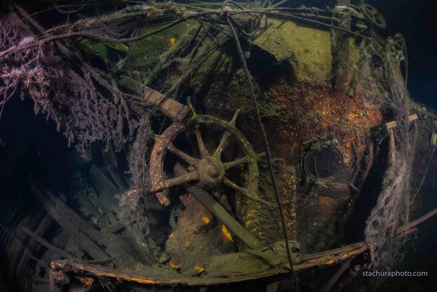 Polscy nurkowie odkryli na wysokości Ustki wrak parowca...