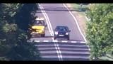 Kontrola kierowców na terenie Janowa Lubelskiego za pomocą drona - zobacz nagranie