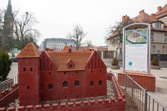 Zamek Bydgoski jeszcze długo będzie miał tylko kształt makiety, nie wiadomo czy kiedykolwiek zostanie zrekonstruowany.