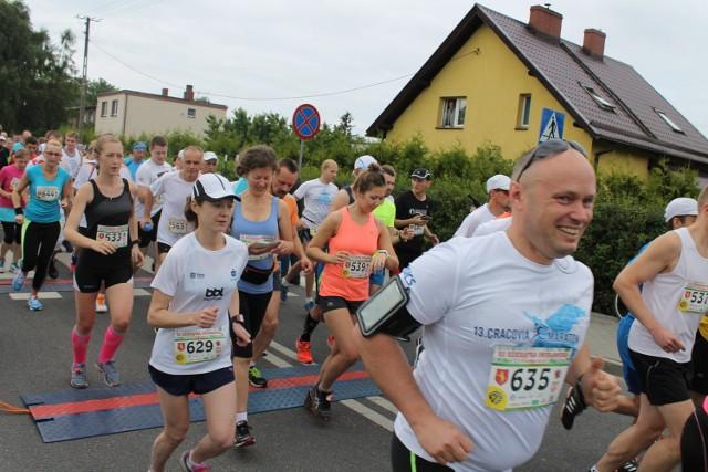 W sobotę zostanie zorganizowany XIII Półmaraton Unisławski i bieg towarzyszący na dystansie 10 km - Dziesiątka Unisławska.