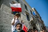 Kraków świętował rocznicę uchwalenia Konstytucji 3 Maja [ZDJĘCIA]