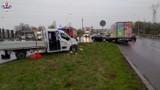 Tragiczny wypadek koło Świdnika: 4 osoby ranne, 1 zabita