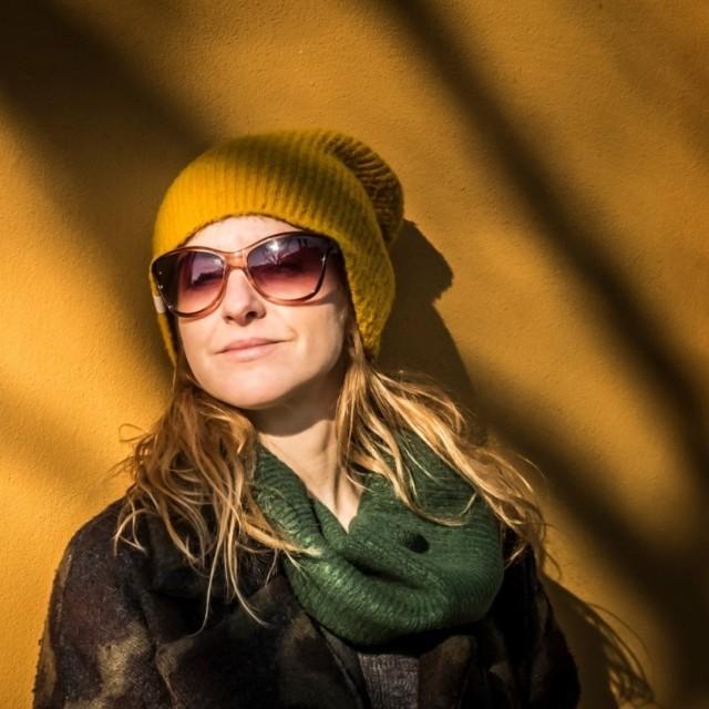 Marzena Bugała jest utalentowaną i nagradzaną fotoreporterką DZ