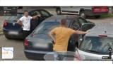 Mężczyźni na ulicach Piły. Tak widzą ich kamery Google Street View