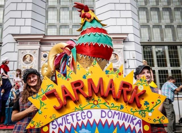 Jarmark św. Dominika rozpocznie się w sobotę, 25 lipca. Potrwa do 16 sierpnia
