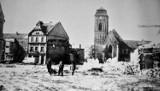 Dramatyczne walki o Żagań! Po mieście zostały ruiny i przerażeni ludzie, przemykający się w gruzach. Mija 76. rocznica tamtych wydarzeń!