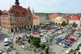 W Tarnowskich Górach po raz kolejny odbył się zlot pojazdów zabytkowych ZDJĘCIA
