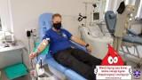 Harcerska Brygada Ratownicza ze Sławna zachęca do oddawania krwi