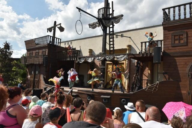 Wiele atrakcji czekało na unisławian w Energylandii w Zatorze niedaleko Krakowa