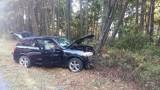 Wypadek w Nietuszkowie - informację o nim pod nr 112 wysłał automatycznie samochód