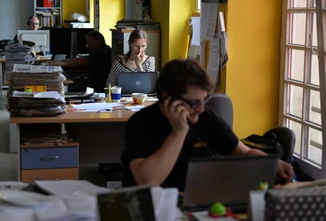 Warsztaty to doskonały poligon przed pracą w redakcjach lokalnych lub ogólnopolskich mediów