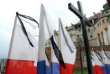 Dziesięć lat temu Kraków pogrążył się w narodowej żałobie [ZDJĘCIA]