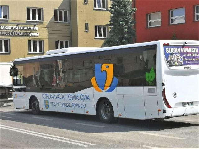 Zmiana w rozkładzie jazdy autobusów komunikacji powiatowej