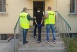 Piotrków: Diler narkotykowy zatrzymany, handlował amfetaminą w rejonie Górnej