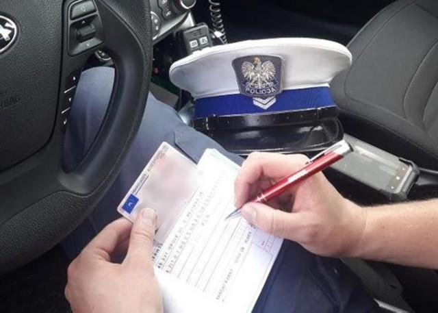 W ostatnich dniach policjanci z Krosna Odrzańskiego i Gubina ujawnili 58 wykroczeń drogowych na drogach powiatu krośnieńskiego.