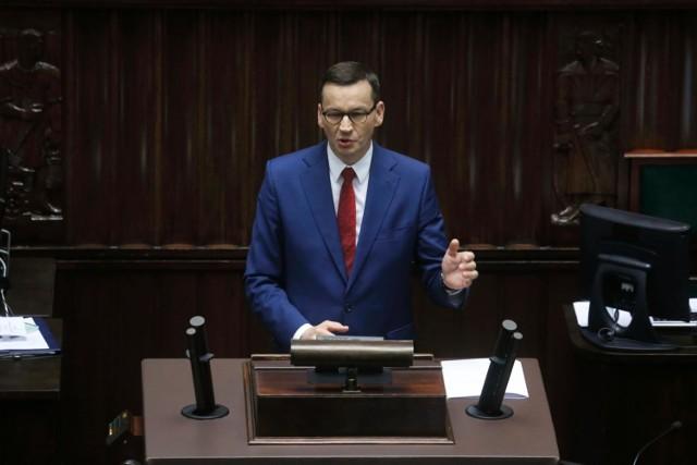 Morawiecki: Wyższe klasy szkół podstawowych przejdą na nauczanie zdalne lub hybrydowe