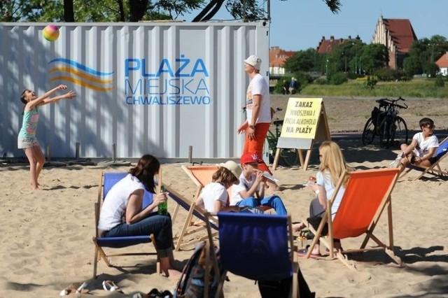Tak jak w poprzednich sezonach przez całe lato nad Wartą działać będą cztery plaże: Rataje, Wilda, Szeląg, Chwaliszewo.