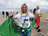 Ekologiczna akcja we Władysławowie. Czysty Bałtyk na plażach i w ich sąsiedztwie zebrali prawie 2 tony odpadków!   ZDJĘCIA, WIDEO