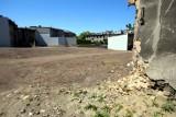 Powstanie wielki parking na terenie po Tarmilo ZDJĘCIA Prace ruszą już w czerwcu