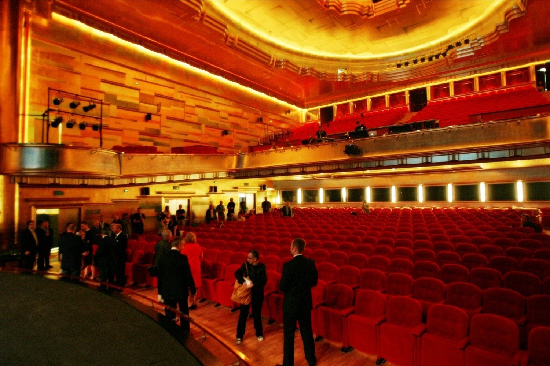 Wrocław Teatr Muzyczny Capitol Przebudowa Ukończona Zdjęcia