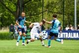 Centralna Liga Juniorów U-18. Wysoka porażka Hutnika na własnym boisku z Wisłą w derbach Krakowa [ZDJĘCIA]