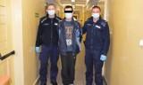 25 latek z Sawina zatrzymany za włamania i  kradzieże