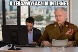 Jak Jarosław Kaczyński z Radosławem Fogielem dane o zakażeniach podawali [MEMY] 30.11.