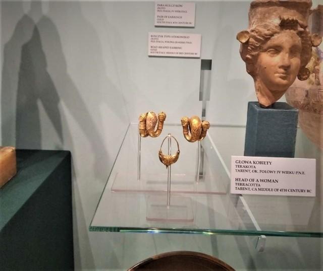 Niezwykła kolekcja starożytności. Nowa wystawa stała w Arsenale Muzeum Książąt