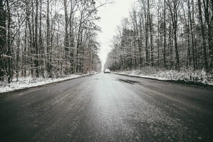 Ostrzeżenie meteo: na drogach może być niebezpiecznie! Może padać marznący deszcz i śnieg