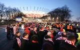 EURO 2012: Wyjazd z Saskiej Kępy tylko z przepustką
