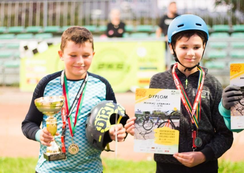Mistrzostwa Zielonej Góry w Speedrowerze - Winobranie 2021.