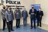 Święto Policji w Końskich. 46 awansów, komendant  Rafał Zieliński inspektorem [FOTO]