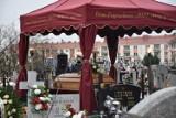 Wągrowiec. Jarosław Rakocy spoczął na cmentarzu nowofarnym. Żegnała go rodzina i przyjaciele