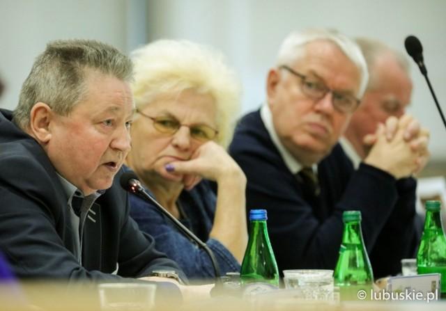 Obraduje II Lubuski Sejmik Seniorów - Zielona Góra - 13 stycznia 2020
