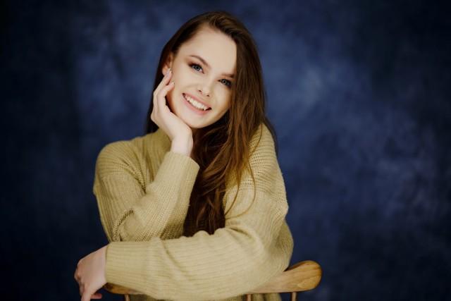 Barbara Rząsa z Błażowej ma szansę na koronę Miss Polski Nastolatek 2020