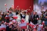 Andrzej Duda tuż po ogłoszeniu wyników drugiej tury wyborów prezydenckich. Zobacz zdjęcia!