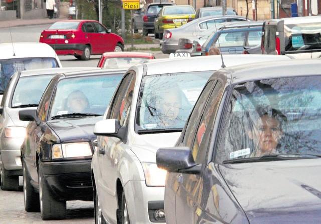 Kierowcy mają nadzieję, że obwodnica rozładuje ruch na miejskich ulicach
