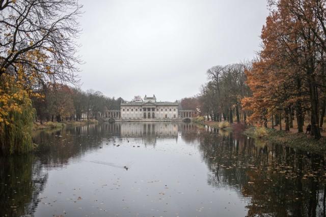 łazienki Królewskie Warszawa Zwiedzanie Bilety Godziny