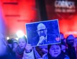 """Finał WOŚP 2020 w Gdańsku pod hasłem """"Gdańsk dzieli się dobrem"""". Wyjątkowe Światełko do nieba i koncert przed ECS 12.01.2020 [zdjęcia]"""