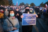 Szczecińska manifestacja poparcia członkostwa w Unii Europejskiej. Zobacz ZDJĘCIA z placu Solidarności
