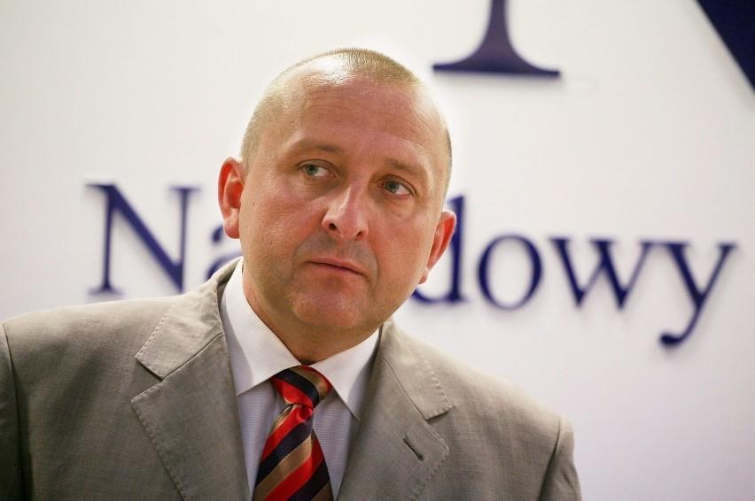 Były prezes NFZ Jacek Paszkiewicz