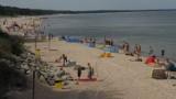 Przy plaży zachodniej w Kołobrzegu topił się mężczyzna